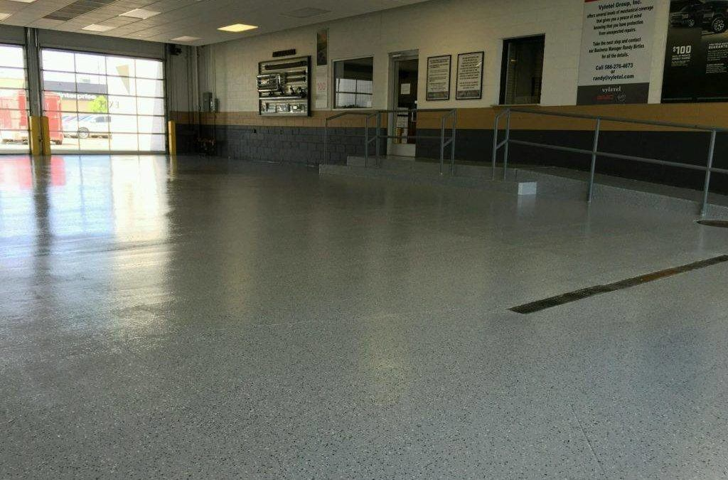 Importance of Epoxy Garage Flooring