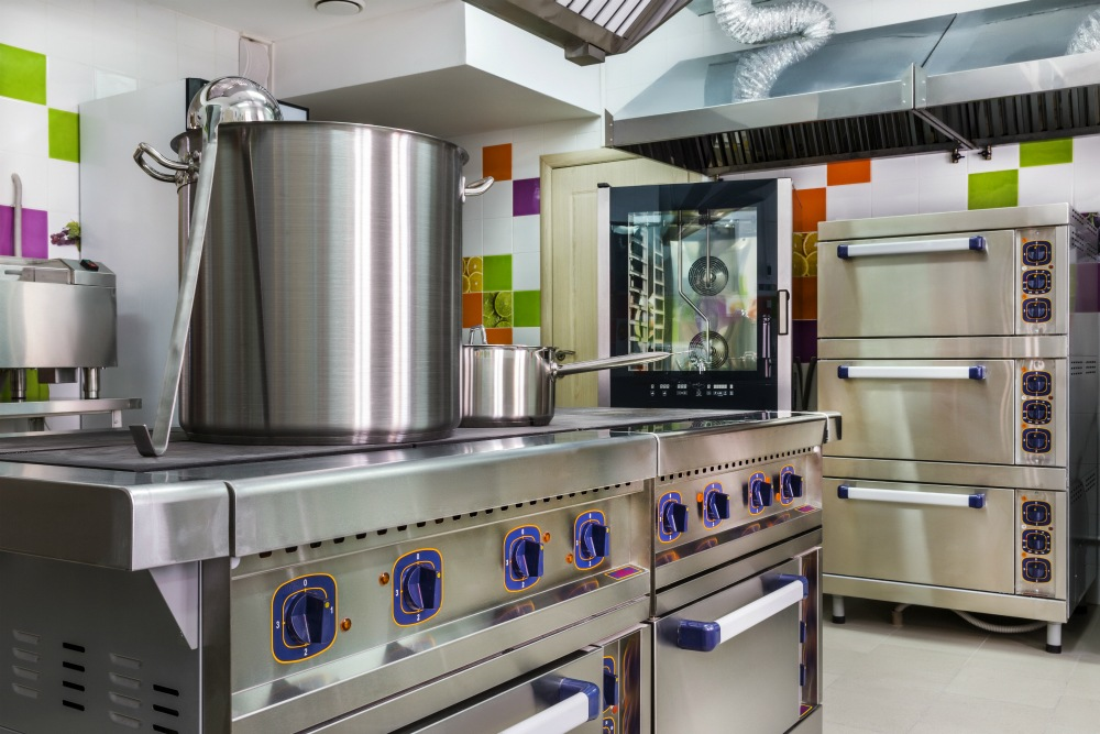 Commercial Kitchen Epoxy Flooring is good in kitchens