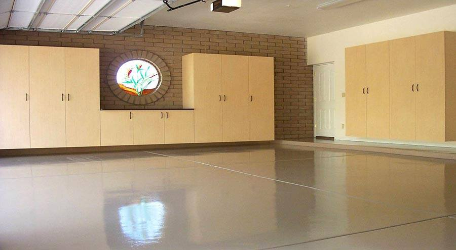 Epoxy Floor Style and Choice