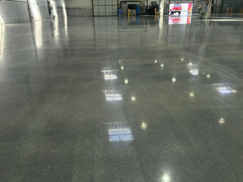 Best polished Concrete