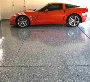 Car Garage Floor